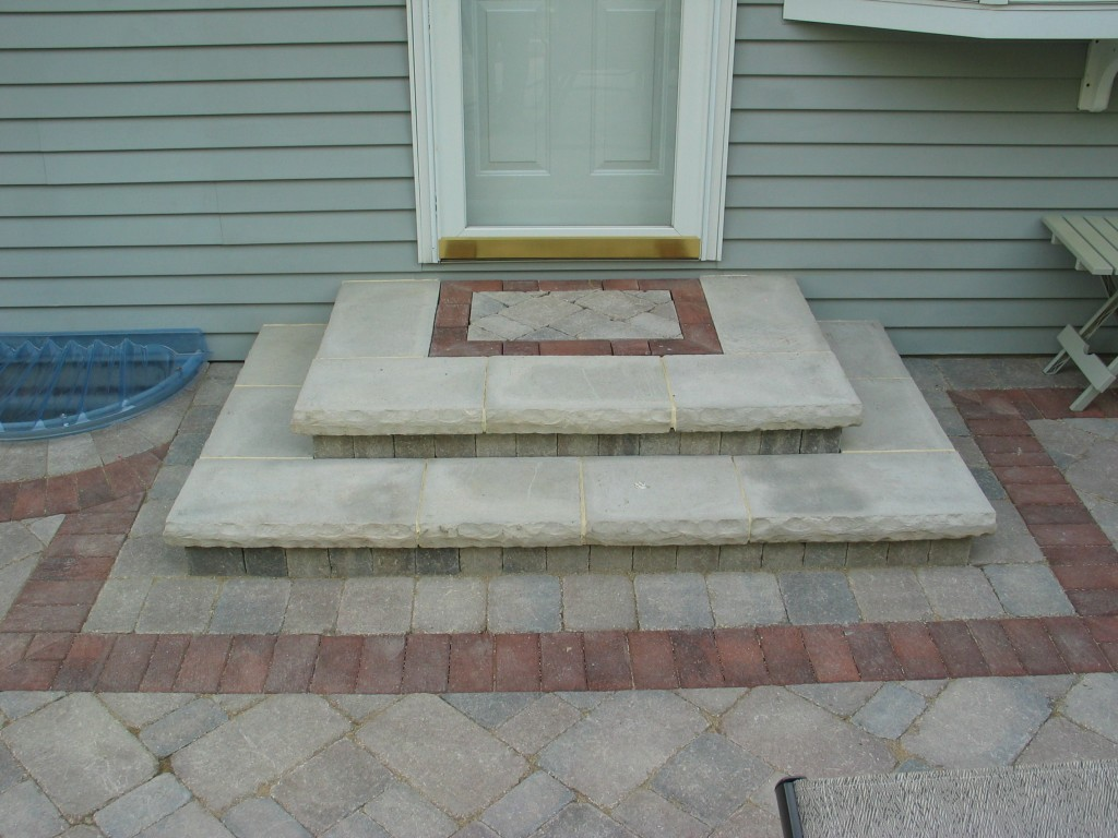 how to clean brick patio pavers